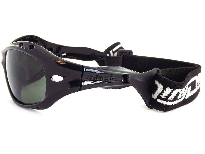 Dirty Dog 53365 GPC Noir Wetglass Curl Ll Float Wrap Sunglasses Lens Category 3 Lens Mirrored PvFjqZg