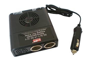 Spannungswandler Auto Kühlschrank : Hp autozubehör spannungswandler v amazon auto