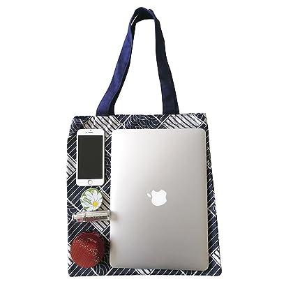 ... Canvas Tote Bag Black Print Design ASAPS (Cloud) a0e3eb681c7f1