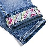 HOLLAGLEE Premium Skinny Girls Jeans Slim Fit Jean