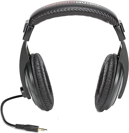 Bundle Zoom H2n Digital Multitrack Recorder w// Resident Audio R100 Headphones