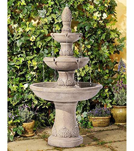 Tier Garden Fountain - 3