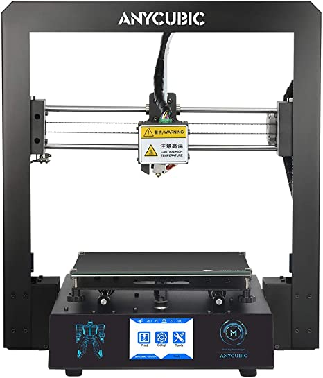 ANYCUBIC I3 Mega 3D Impresora Full Metal con patentada UltraBase y ...