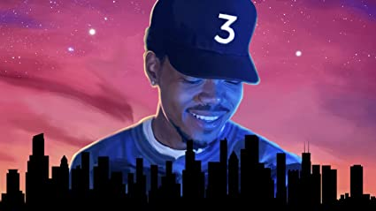 Chance The Rapper Acid Rap Poster Print By Go Awesome 12 Inch X