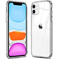 Mkeke Clear TPU Case for 2019 Apple iPhone 11