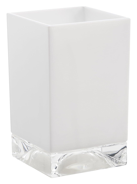 Kartell Boxy Portacepillos 7.3x7.3x12 cm