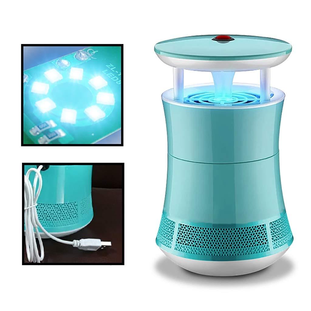 Cdbl Cdblchandelier Mosquito Killer, Photocatalyst Inalazione Mosquito Light Home Silent Nessuna Radiazione Indoor Zanzara Lampada Anti-zanzara