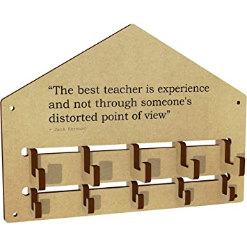 Stamp Press The Best Teacher Is Experience And Not Through