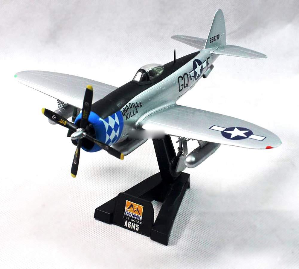 華麗 イージーモデル WWII WWII USA P-47D 飛行機 355FS 354FG 1/72 航空機 航空機 飛行機 B07JVCT6G6, 広島市:cfcd97cd --- wap.milksoft.com.br
