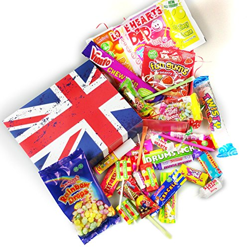 The Best British Retro Sweets