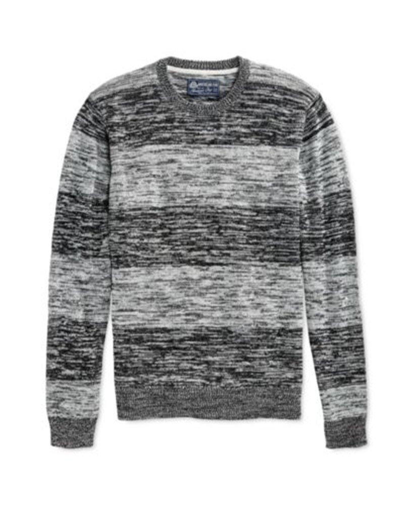 American Rag Men's Rugby Twist Sweater (XX-Large, Indigo Dye)