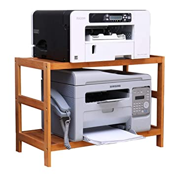 Qifengshop Estante para Impresora Soporte de Impresora ...