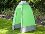 Skandika Waterproof Unisex Outdoor Shower Utility Tent available in Green/Grey - 1 Person