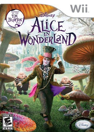 Alice In Wonderland - Nintendo Wii -