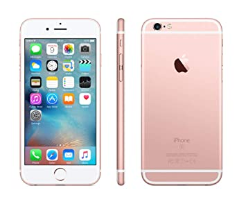 huge selection of 6fbb3 cf700 Apple iPhone 6S 16GB Rose Gold Colour Unlocked SIM Free - Used Excellent  Condition