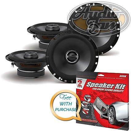Bogo Car Deals >> Amazon Com Two Pairs Alpine S S65 Bogo 6 1 2 2 Way