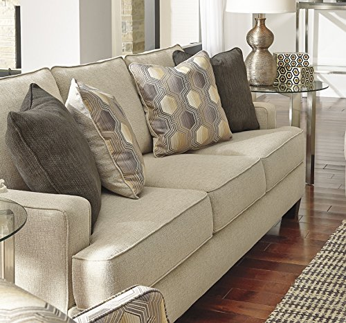 Brielyn contemporary linen color queen sofa sleeper best sofas online usa - Contemporary sectional sleeper sofa a good choice for your home ...