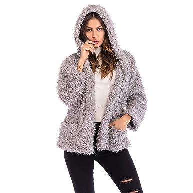 vente chaude en ligne 5c257 c75ff Vêtements Femme Manteaux et Blousons Manteaux Chaud Automne ...