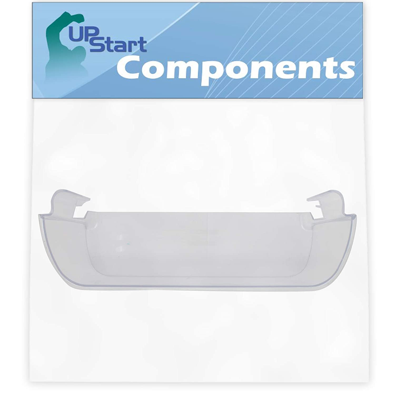 Compatible with 240323002 Door Bin 240323002 Refrigerator Clear Door Bin Replacement for Frigidaire PLHS267ZAB5 Refrigerator UpStart Components Brand