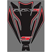 psler Motorcycle Fuel Tank Pad Protector Sticker Decals For Suzuki GSX-S1000