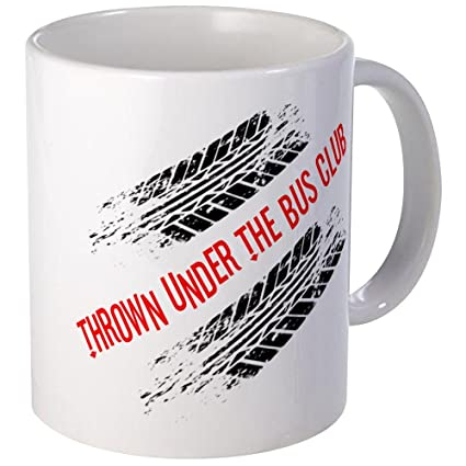 Image result for under the bus coffee