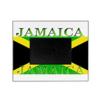 Amazon.com: CafePress - Jamaica.Jpg - Decorative 8x10 Picture Frame ...