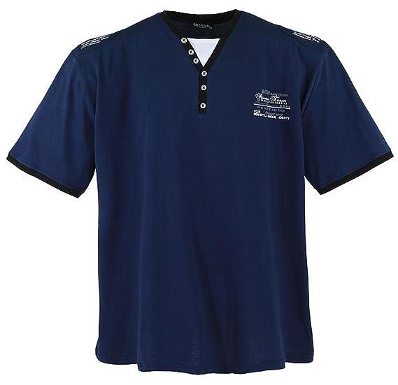 Übergrössen !!! WOW !!! Hippes T-Shirt Kurzarm LAVECCHIA 3 Farben 4693:  Amazon.de: Bekleidung