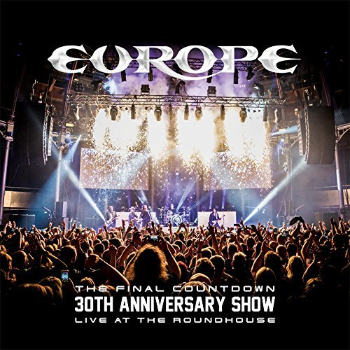 Blu-ray : Europe - Final Countdown 30th Anniversary Show - Live At The Roundhouse (With CD, 3 Disc)