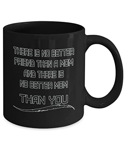 Amazoncom Mothers Day Mug With Quote Message For The Best Mom