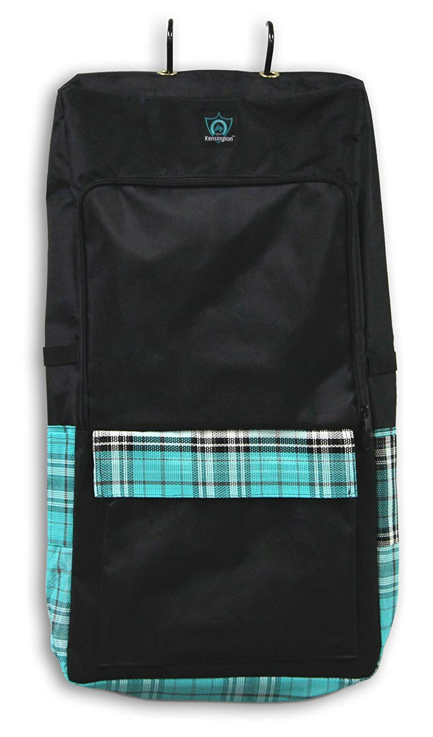 Kensington Protective Products Deluxe Halter and Bridle Bag (Black Ice Plaid) by Kensington Protective Products