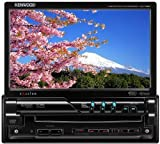 Kenwood Kvt-696 in Dash 7-Inch Touchscreen Tft-lcd Monitor