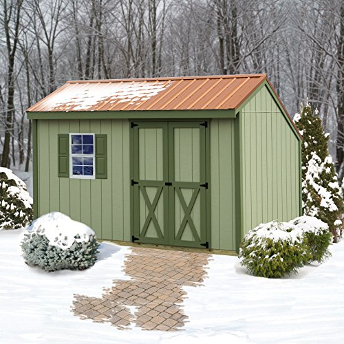 Best-Barns-Aspen-8-X-12-Wood-Shed-Kit