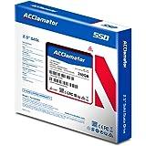 Acclamator SSD 240GB 2.5インチ内蔵SSD ソリッドステートドライブ 3D Nand SATA3 6Gb/s 3年保証.