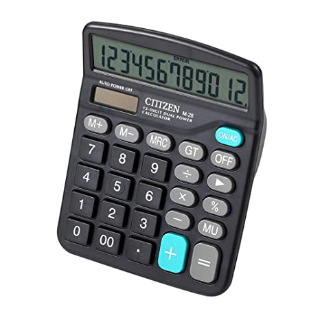 Amazon.com: Calculadora: Office Products