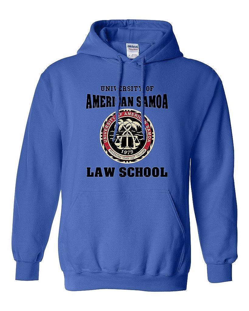 1d17fe494179 Amazon.com  City Shirts University of American Samoa Law School DT Sweatshirt  Hoodie  Clothing