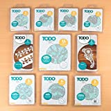 TODO Metal Paper Card Craft Cutting Die Template Set - Garden Collection