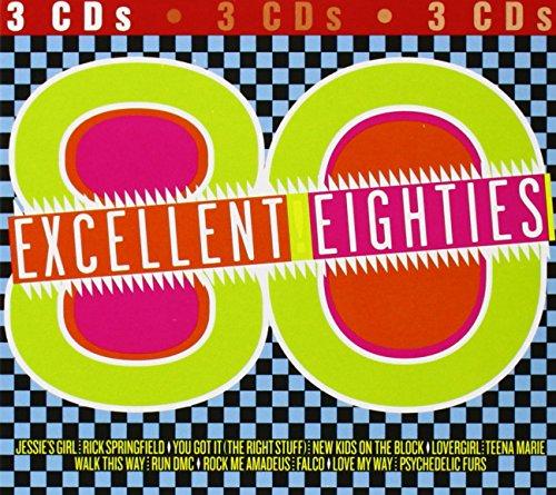 Excellent Eighties (80's Cd)
