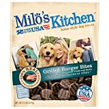 Cheap Milo'S Kitchen Grilled Burger Bites With Sweet Potato And Bacon Dog Treats, 8.5 Oz.