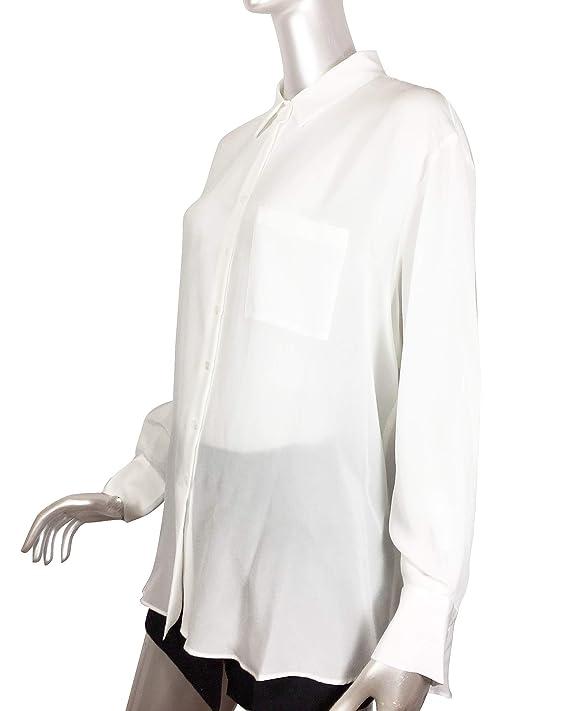 9591a3f4ee988 Zara Women s Silk Blouse 2731 242  Amazon.co.uk  Clothing