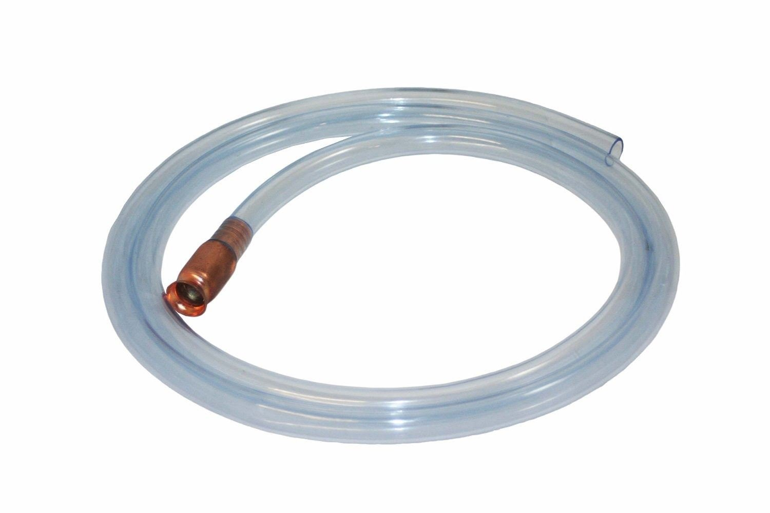 Jiggle Siphon Syphon Liquid Transfer Pump 2m Hose Fuel Solvent Water New Kangs
