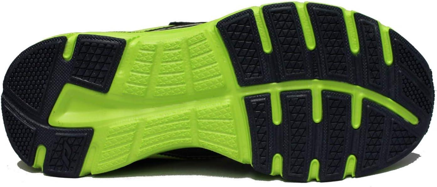 Pro Touch Zapatillas de Run oz Pro V Velcro Jr – Gris/Amarillo ...