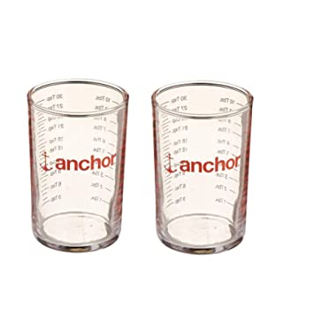 Anchor Hocking Graduated Measuring Glass