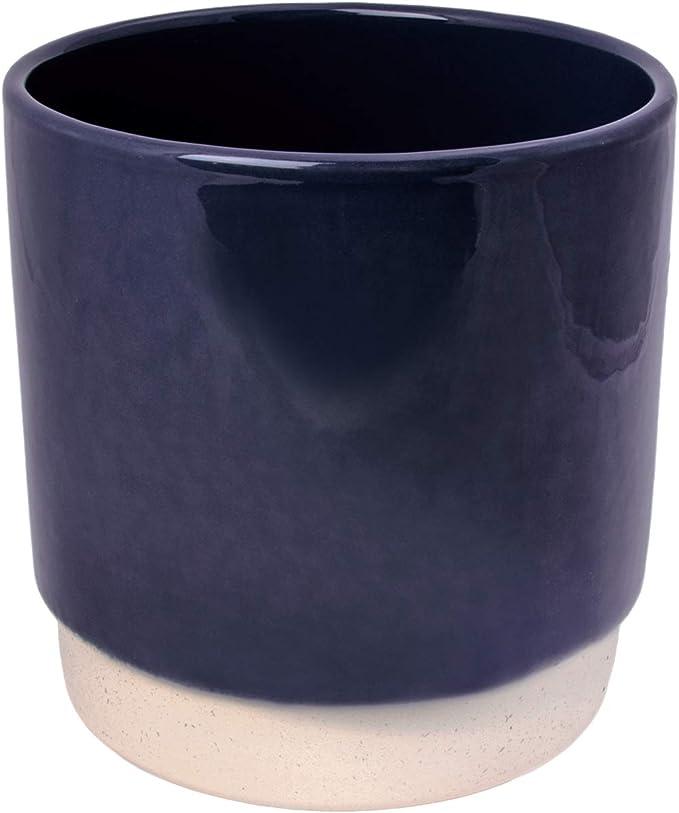 sandgrau Soendgen Cache-Pot en c/éramique Dover Argile 20 x 20 x 18 cm