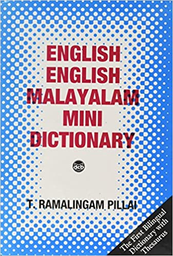 English English Malayalam Dictionary Pdf