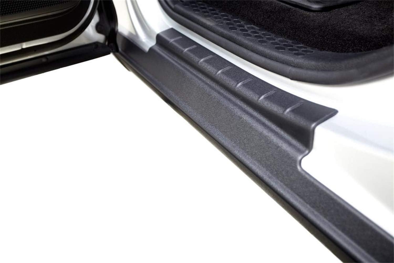 Bushwacker Jeep Trail Armor Rocker Panel /& Sill Plate Combo Pair
