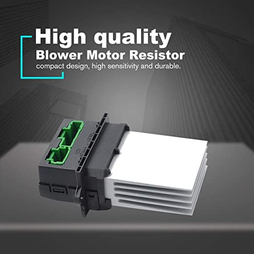 Heater Blower Resistor & Plug Wire 6441.L2 6441L2 7701048390