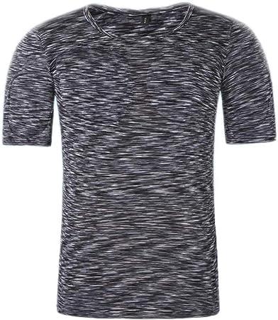 PAPIKOOL Hombres Camisa musculosa Sin Costura Gym Activewear Camiseta Acolchada en el Pecho Musculo Falso Chaleco (Color : 2, Size : XS): Amazon.es: Hogar