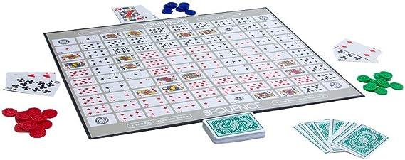 Secuencia: Un emocionante Juego de Estrategia: Amazon.es: Juguetes y juegos