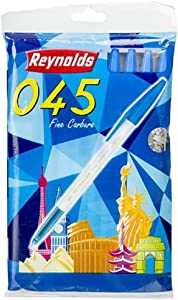 Reynolds 045 Ball Pen (Blue_Set of 10_RBP_02)