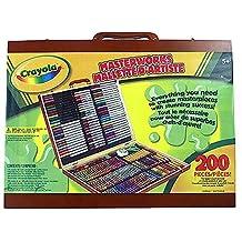Crayola - Masterworks Art Case - Espresso